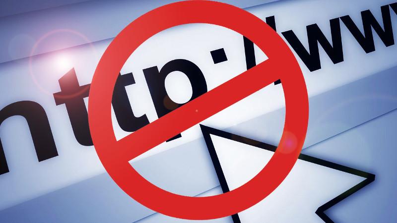 كيفيه تجاوز حظر المواقع ؟