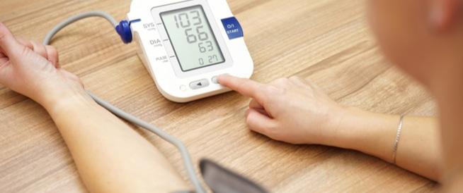 استخدام أجهزة قياس ضغط الدم الرقمية