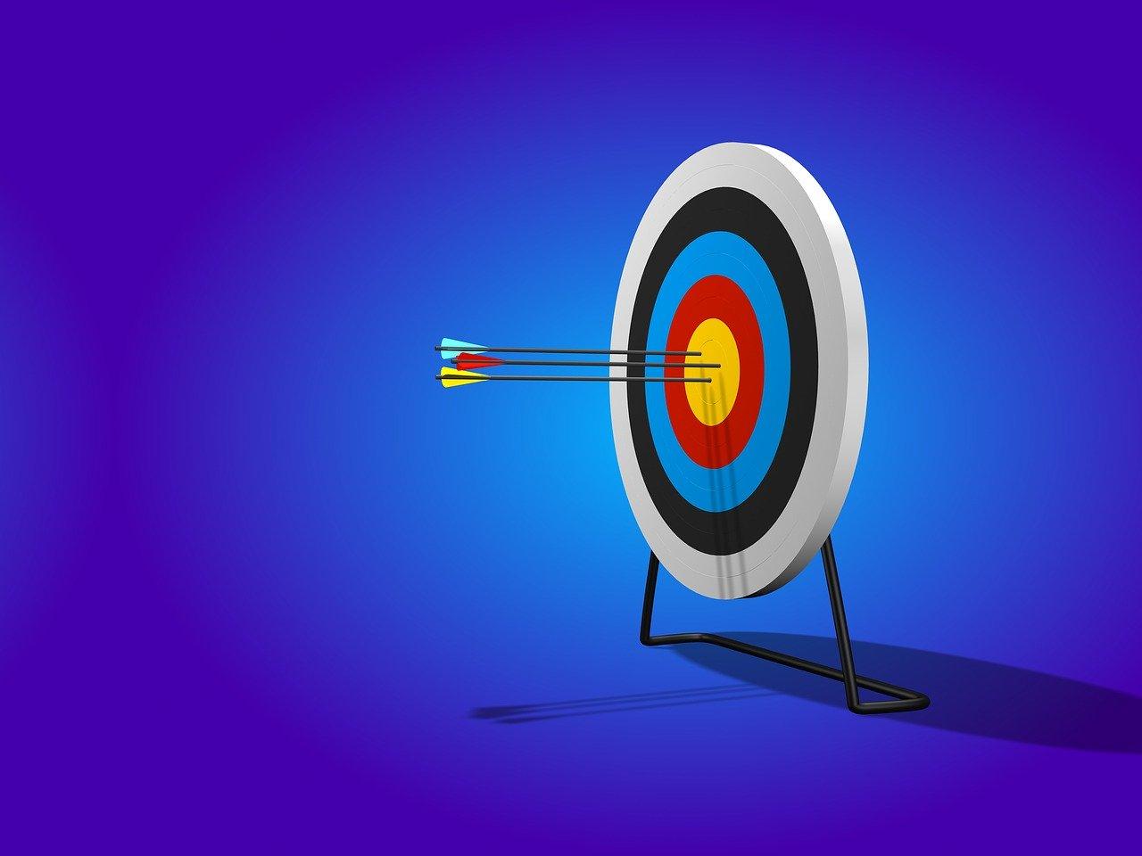 كيف تصمم شعار شركتك ، تحديد الهدف