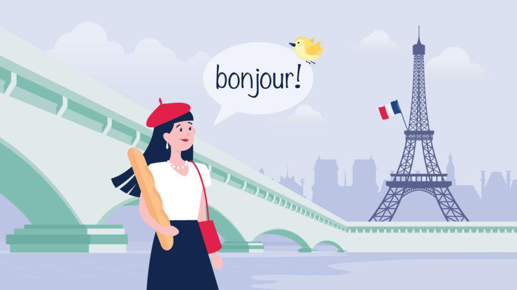 نصائح تعلم اللغة الفرنسية مثل المحترفيين