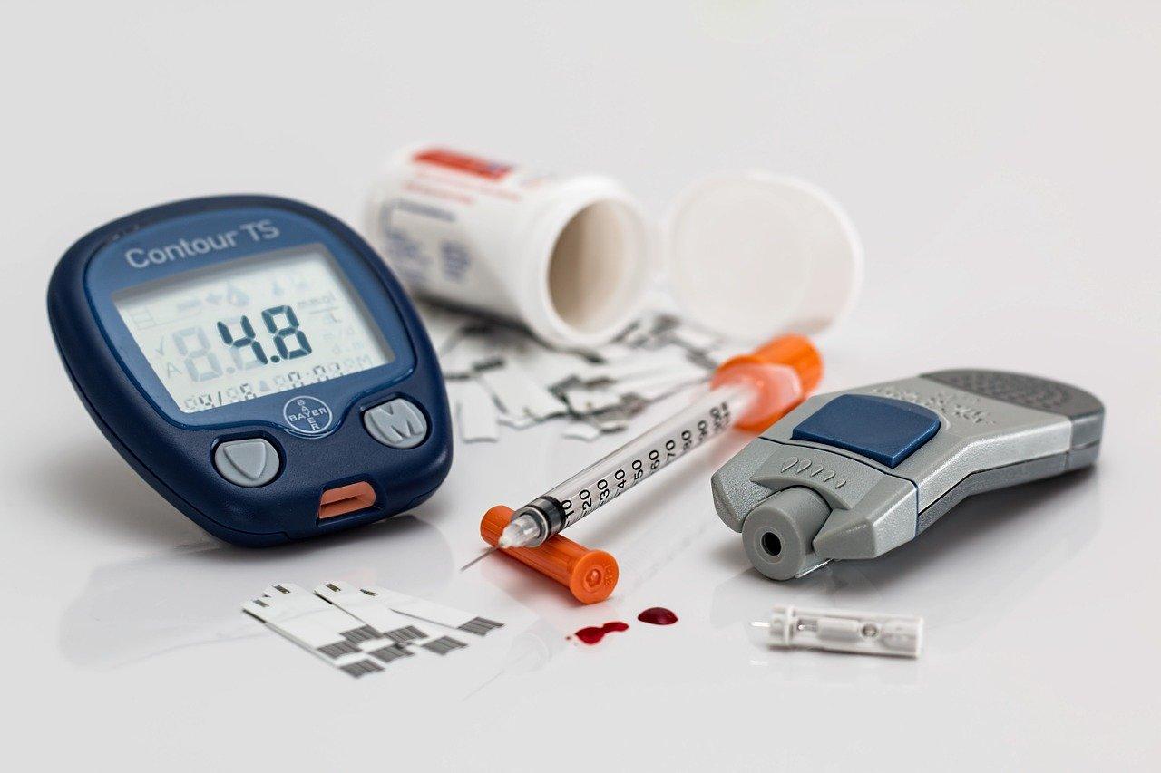 كيفية علاج مرض السكري في المنزل