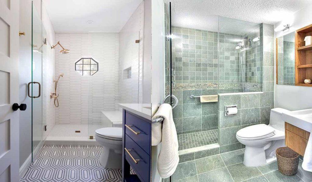 كيفية توسيع الحمام الضيق ؟ بـ 7 بأفكار سهلة وجديدة