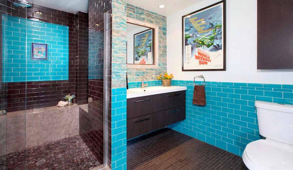 كيفية توسع الحمام الضيق بأفكار جديدة ؟