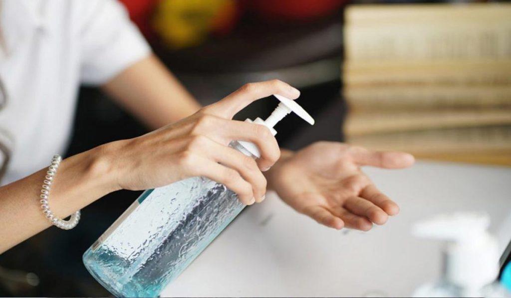 كيفية صنع معقم اليدين في المنزل بالخل؟