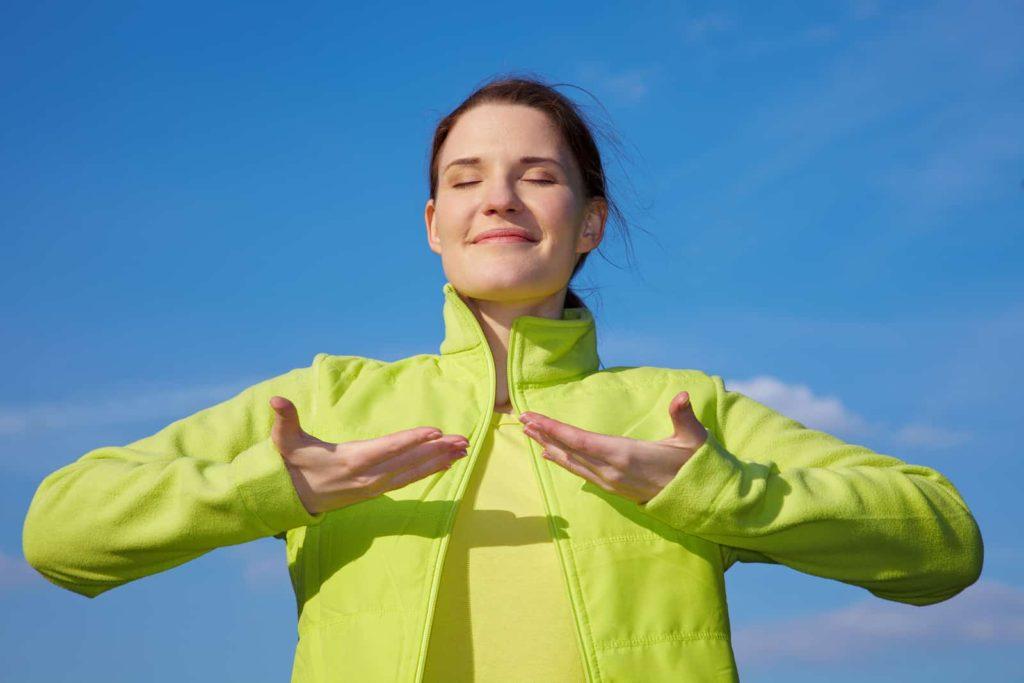 فوائد تمارين التنفس العميق