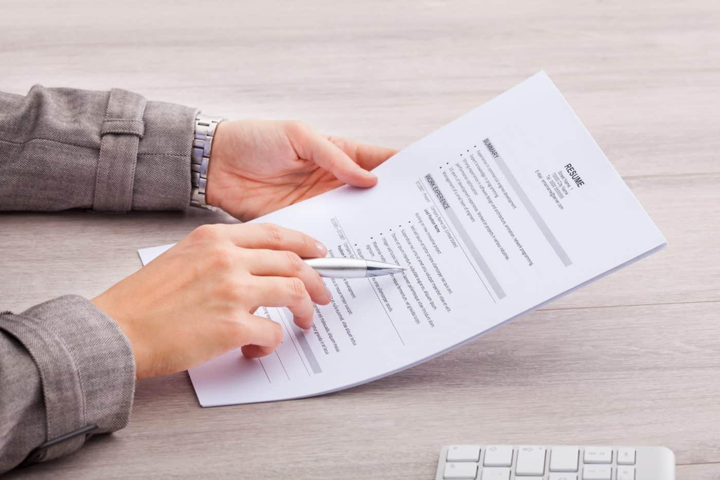 كيفية كتابة السيرة الذاتية CV في 10 خطوات لتقديم نفسك بذكاء