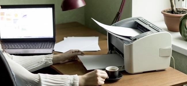تعلم الطباعة من الكمبيوتر الشخصي عبر نظام التشغيل Mac