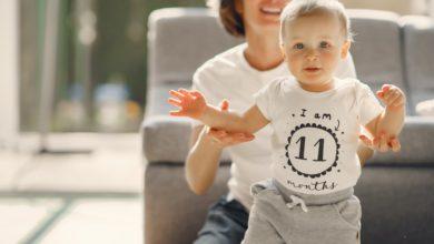 كيفية تعليم طفلك المشي