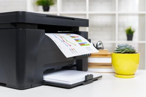 كيفية تعلم الطباعة من الكمبيوتر إلى الطابعة
