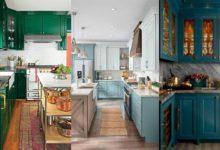 كيفية اختيار ديكورات المطابخ الصغيرة : 9 أفكار ستجعل مطبخك يبدو أكبر