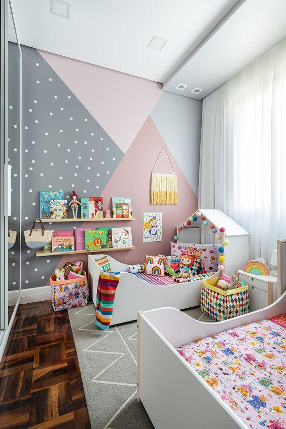 أحدث ديكورات غرف نوم الأطفال اولاد وبنات 2021