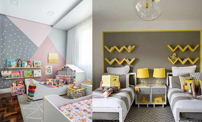 كيف اختار أحدث ديكورات غرف نوم الأطفال اولاد وبنات 2021