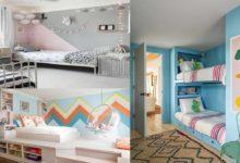 كيف عمل ديكور غرفة الطفل : 9 أفكار مبتكرة لغرفة مثالية