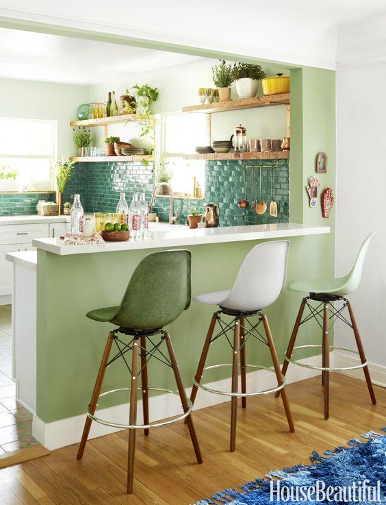 تصميم المطبخ الخاص