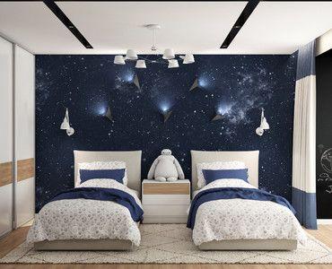 أحدث ديكورات غرف نوم الأطفال 2021