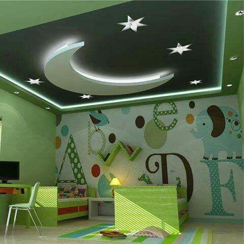 اختيار الشكل الجيد لغرف الأطفال
