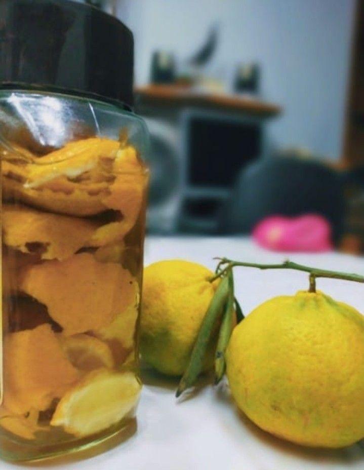 معطر جو برائحة الليمون
