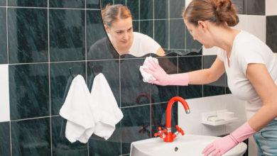 كيفية منع ظهور العفن بالحمام نهائيا بـ 8 حيل سهلة التنفيذ