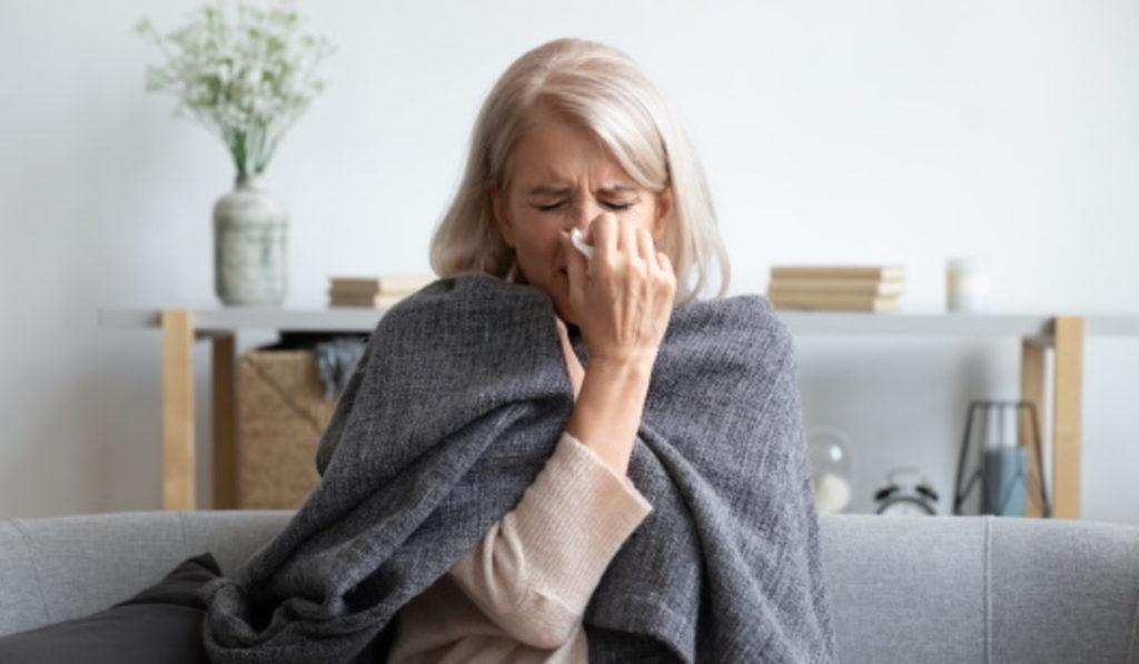 أعراض فيروس كورونا الرئيسية