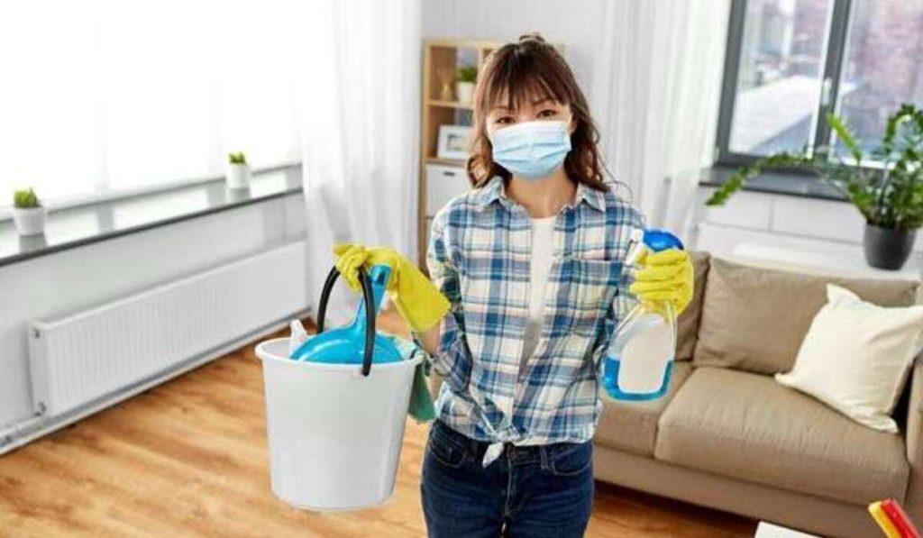 توصيات تعقيم المنزل من فيروس الكورونا المستجد