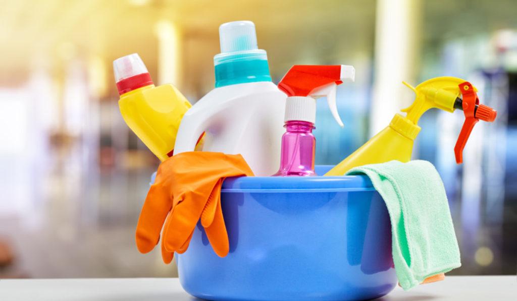 طرق تعقيم المنزل من كورونا بمواد التنظيف المختلفة للقضاءعلى الفيروسات