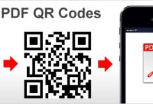 كيفية تحويل ملف PDF إلى باركود في 9 خطوات سهلة؟