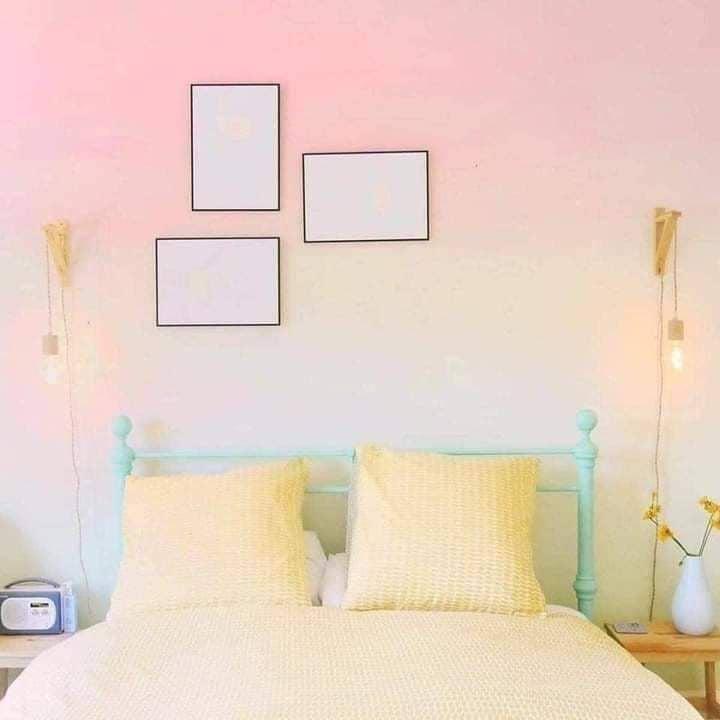 تنسيق الألوان الديكور الداخلي في المنزل