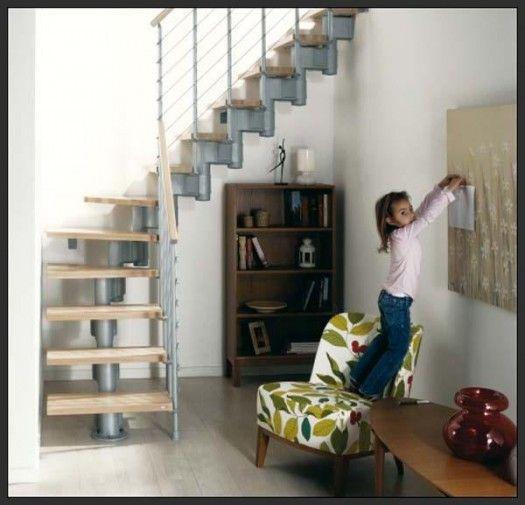 السلالم الداخلية