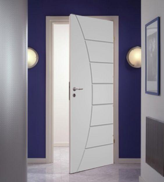 ألوان مناسبة للابواب الداخلية