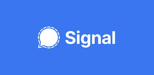 التطبيق الرسمي سيجنال Signal لحماية البيانات الشخصية