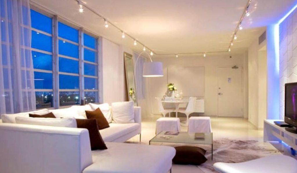 توزيع الإضاءة المنزلية