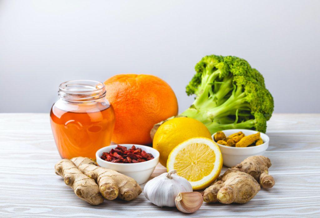 9 أطعمة تساعد على تعزز جهازك المناعي