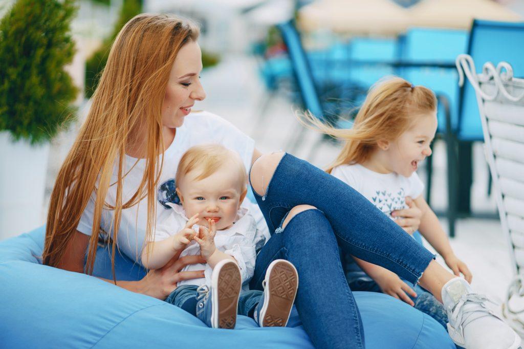 علاج مشكلة الشعر الهايش للأطفال