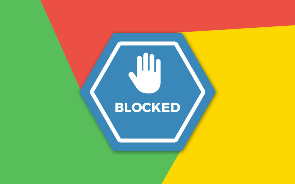 حجب المواقع الإباحية من متصفح الجوجل كروم
