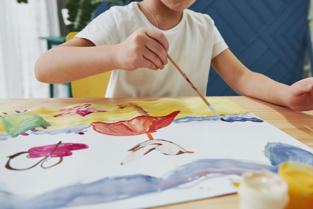 أدوات تعلم الرسم للمبتدئين