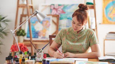 كيفية تعلم الرسم؟ 4 مهارات لتصبح رسامًا محترفًا
