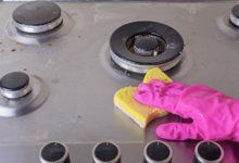 كيفية تعلم تنظيف البوتاجاز وإزالة الدهون؟ 5 خطوات لإعادة لمعان العيون