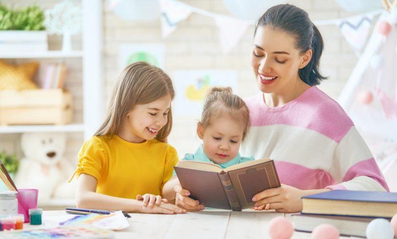 كيفية تعلم القراءة للأطفال؟ 8 طرق سهلة لتعليم طفلك