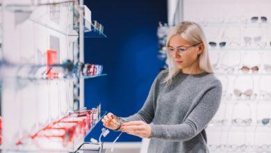 كيف اختيار النظارة الطبية؟