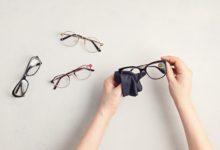 كيف تنظيف عدسات النظارة بطريقة فعالة وسريعة2021؟