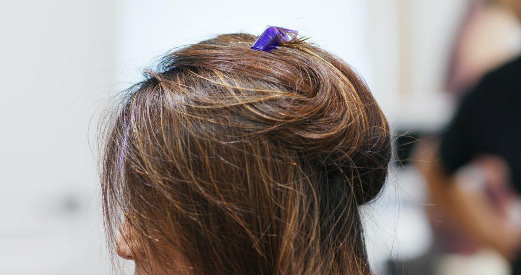 فرد الشعر طبيعيًا
