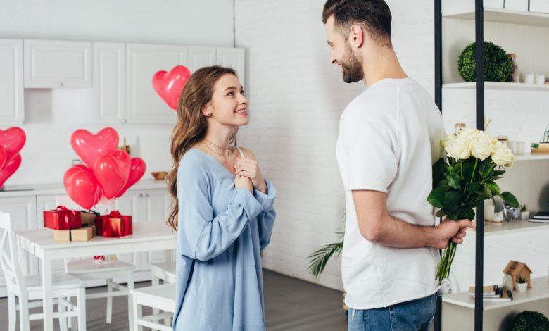 اختيار أفضل هدايا عيد الحب للزوجة