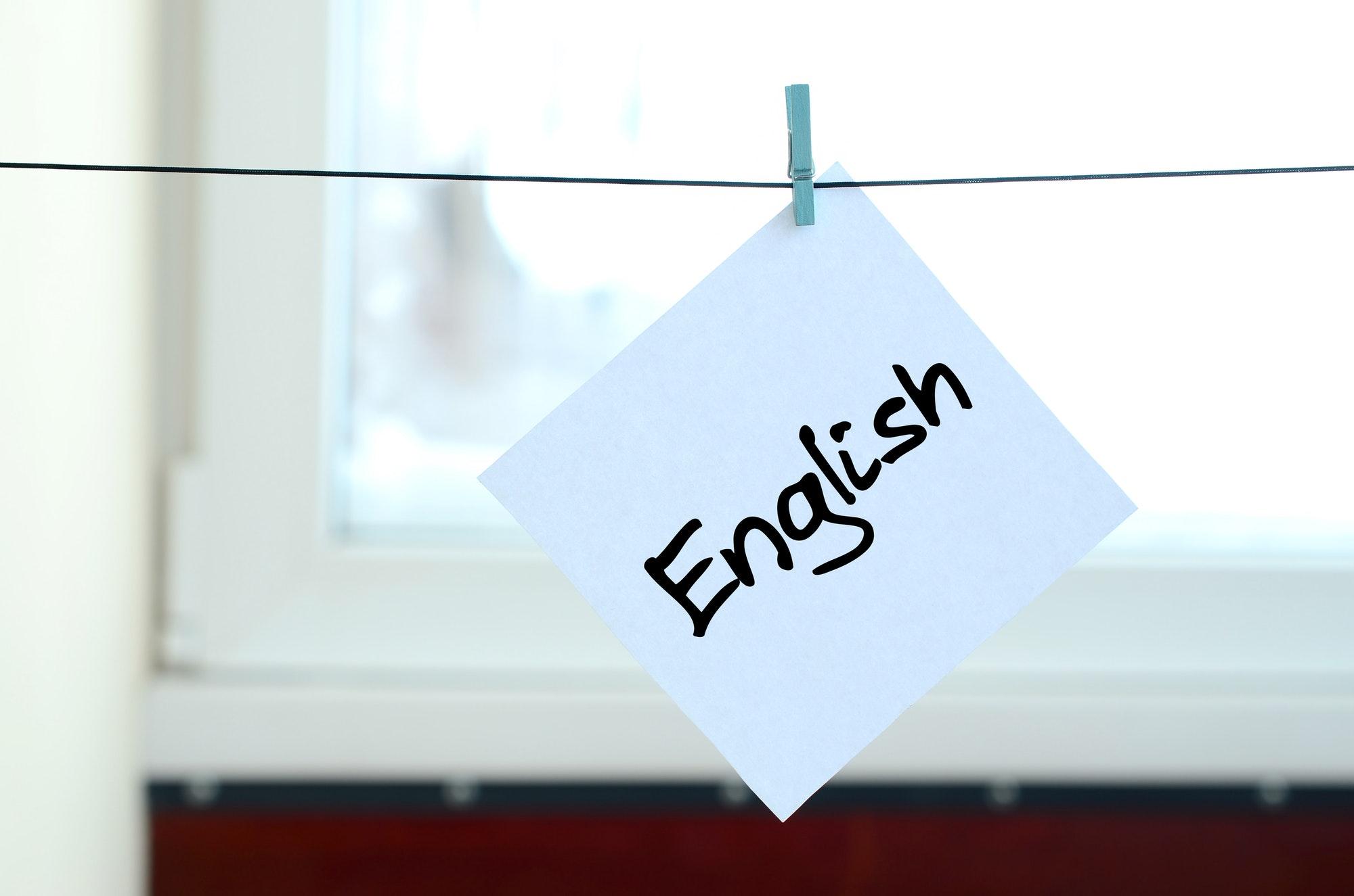 كيفية تعلم الانجليزية بنفسك