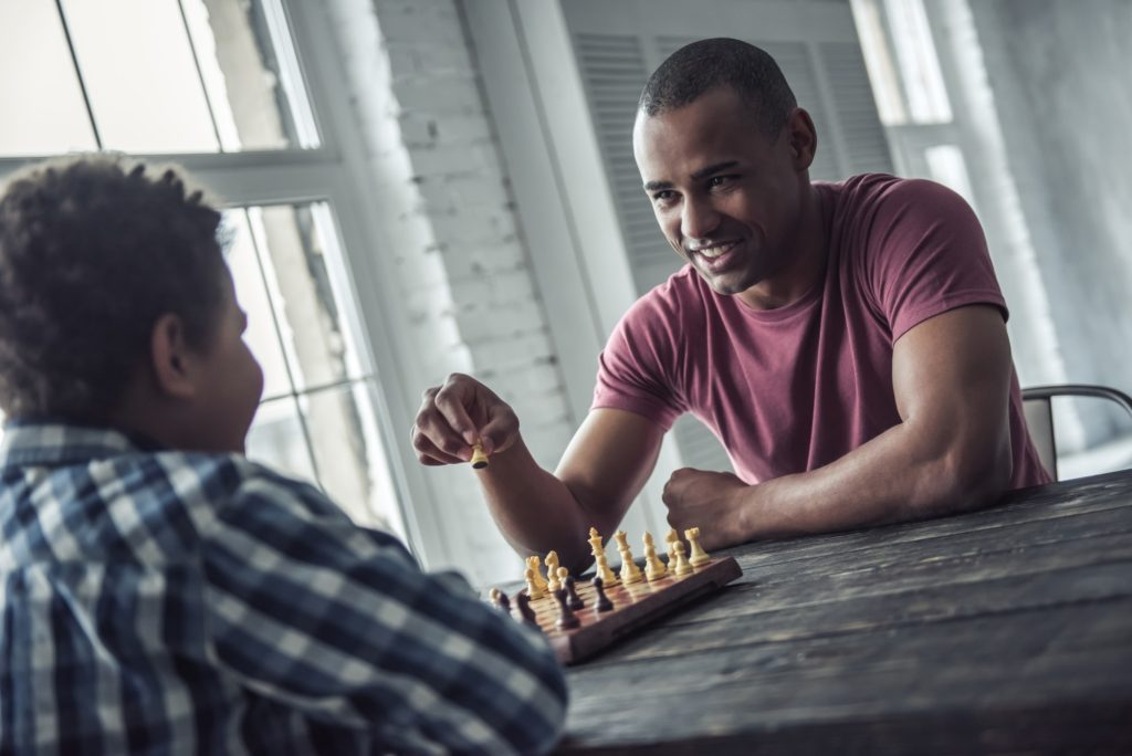 تعلم لعبة الشطرنج