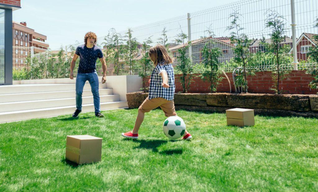 قواعد تعلم لعب كرة