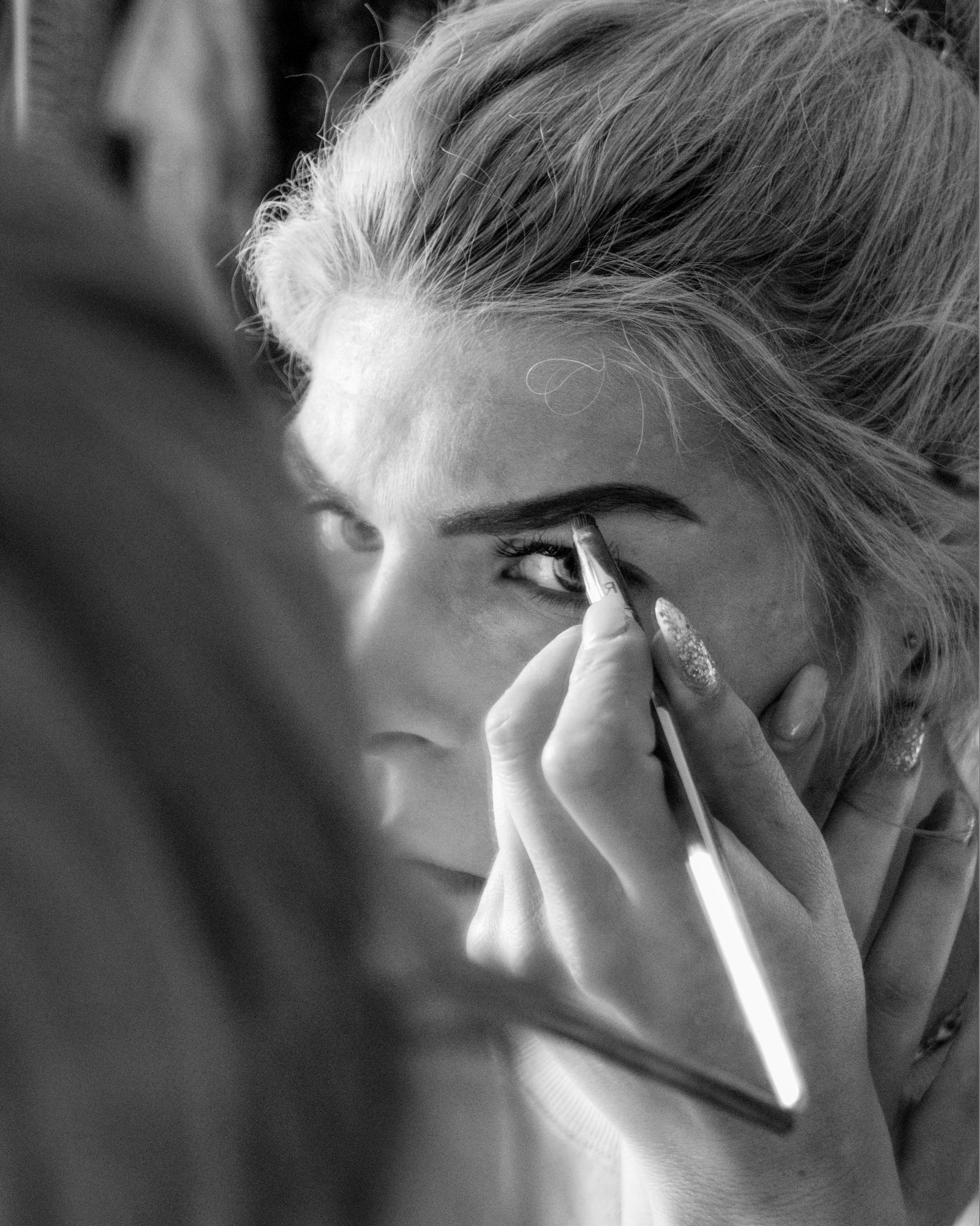كيفية تعلم مكياج العيون