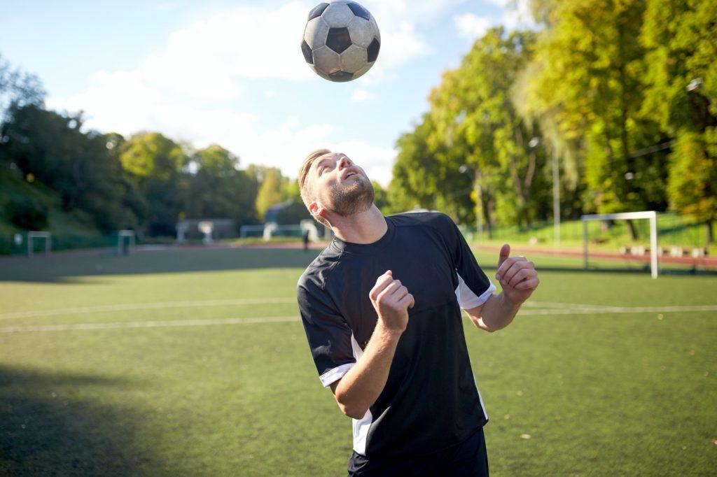 تعلم لعب كرة