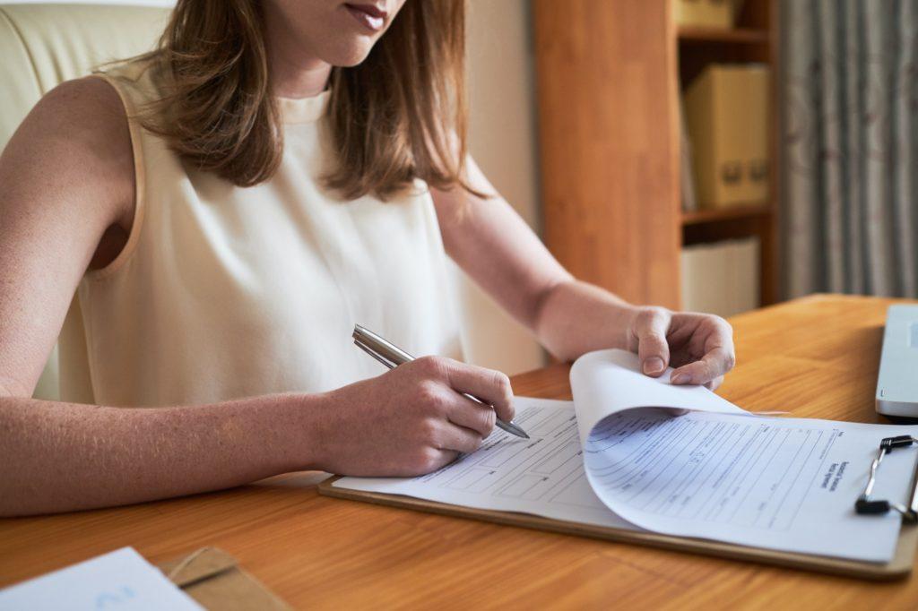 الأمور الواجب مراعاتها في اختيار التوقيع
