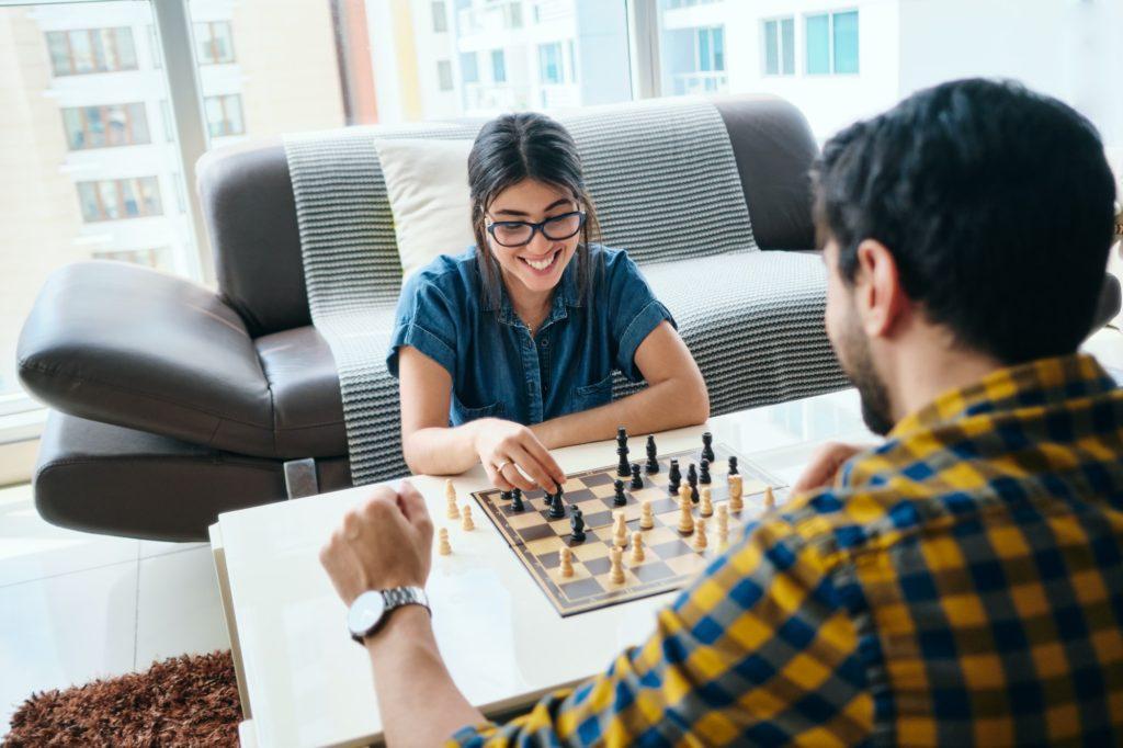 قواعد تعلم لعبة الشطرنج