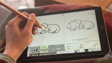 تعلم برنامج الرسم